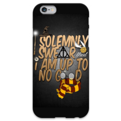 COVER POTTER SOLEMNLY per iPhone 3g/3gs 4/4s 5/5s/c 6/6s Plus iPod Touch 4/5/6 iPod nano 7