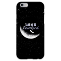 COVER FRASI PETER PAN TAKE ME TO NEVERLAND per iPhone 3g/3gs 4/4s 5/5s/c 6/6s Plus iPod Touch 4/5/6 iPod nano 7