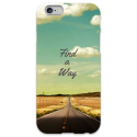COVER FRASI FIND A WAY per iPhone 3g/3gs 4/4s 5/5s/c 6/6s Plus iPod Touch 4/5/6 iPod nano 7