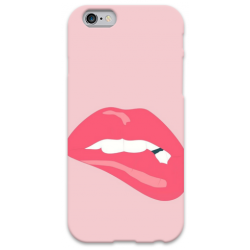 COVER LABRA ROSA per iPhone 3g/3gs 4/4s 5/5s/c 6/6s Plus iPod Touch 4/5/6 iPod nano 7