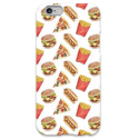COVER FAST FOOD per iPhone 3g/3gs 4/4s 5/5s/c 6/6s Plus iPod Touch 4/5/6 iPod nano 7