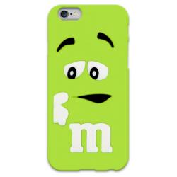 COVER M&M'S per iPhone 3g/3gs 4/4s 5/5s/c 6/6s Plus iPod Touch 4/5/6 iPod nano 7