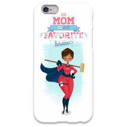 COVER SUPER MAMMA per iPhone 3g/3gs 4/4s 5/5s/c 6/6s Plus iPod Touch 4/5/6 iPod nano 7