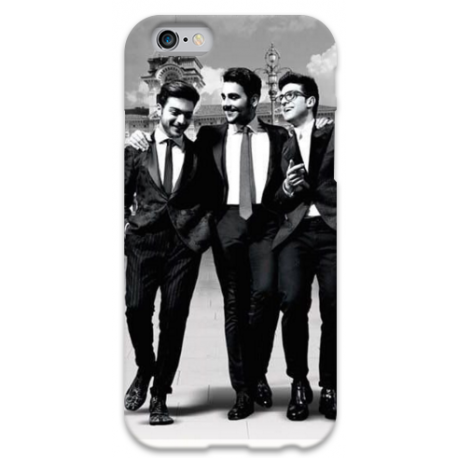 COVER IL VOLO per iPhone 3g/3gs 4/4s 5/5s/c 6/6s Plus iPod Touch 4/5/6 iPod nano 7