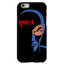 COVER DIABOLIK per iPhone 3g/3gs 4/4s 5/5s/c 6/6s Plus iPod Touch 4/5/6 iPod nano 7