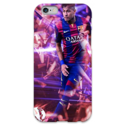 COVER NEYMAR BARCELLONA per iPhone 3g/3gs 4/4s 5/5s/c 6/6s Plus iPod Touch 4/5/6 iPod nano 7