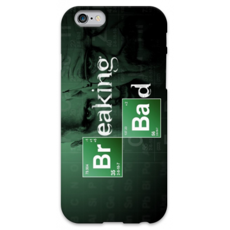 COVER BREAKING BAD per iPhone 3g/3gs 4/4s 5/5s/c 6/6s Plus iPod Touch 4/5/6 iPod nano 7
