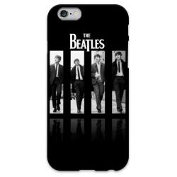 COVER THE BEATLES NERO per iPhone 3g/3gs 4/4s 5/5s/c 6/6s Plus iPod Touch 4/5/6 iPod nano 7