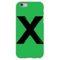 COVER Ed Sheeran's per iPhone 3g/3gs 4/4s 5/5s/c 6/6s Plus iPod Touch 4/5/6 iPod nano 7