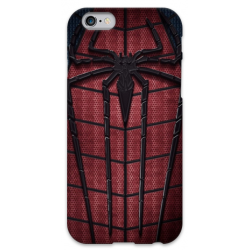 COVER SPIDERMAN ARMATURA per iPhone 3g/3gs 4/4s 5/5s/c 6/6s Plus iPod Touch 4/5/6 iPod nano 7
