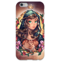 COVER MADONNA TATTOO VINTAGE per iPhone 3g/3gs 4/4s 5/5s/c 6/6s Plus iPod Touch 4/5/6 iPod nano 7