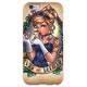 COVER CENERENTOLA TATTOO VINTAGE per iPhone 3g/3gs 4/4s 5/5s/c 6/6s Plus iPod Touch 4/5/6 iPod nano 7