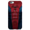 COVER SPIDERMAN ARMATURA 2 per iPhone 3g/3gs 4/4s 5/5s/c 6/6s Plus iPod Touch 4/5/6 iPod nano 7