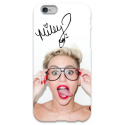 COVER MILEY CYRUS per iPhone 3g/3gs 4/4s 5/5s/c 6/6s Plus iPod Touch 4/5/6 iPod nano 7
