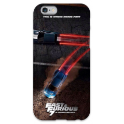 COVER FAST & FURIOUS per iPhone 3g/3gs 4/4s 5/5s/c 6/6s Plus iPod Touch 4/5/6 iPod nano 7