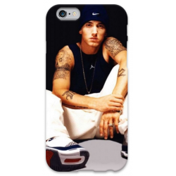 COVER EMINEM per iPhone 3g/3gs 4/4s 5/5s/c 6/6s Plus iPod Touch 4/5/6 iPod nano 7