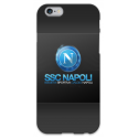 COVER NAPOLI nero per iPhone 3g/3gs 4/4s 5/5s/c 6/6s Plus iPod Touch 4/5/6 iPod nano 7