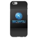 COVER NAPOLI nero per iPhone 3g/3gs 4/4s 5/5s/c 6/6s Plus iPod Touch 4/5/6 iPod nano 7