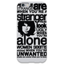 COVER JIM MORRISON per iPhone 3g/3gs 4/4s 5/5s/c 6/6s Plus iPod Touch 4/5/6 iPod nano 7