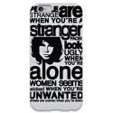 COVER JIM MORRISON per iPhone 3g/3gs 4/4s 5/5s/c 6/6s Plus iPod Touch 4/5/6 iPod nano 7