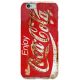 COVER COCA COLA vintage per iPhone 3g/3gs 4/4s 5/5s/c 6/6s Plus iPod Touch 4/5/6 iPod nano 7