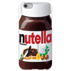 COVER NUTELLA per iPhone 3g/3gs 4/4s 5/5s/c 6/6s Plus iPod Touch 4/5/6 iPod nano 7