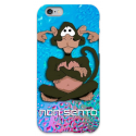 COVER NON SENTO per iPhone 3g/3gs 4/4s 5/5s/c 6/6s Plus iPod Touch 4/5/6 iPod nano 7