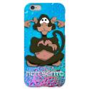 COVER NON SENTO per iPhone 3g/3gs 4/4s 5/5s/c 6/6s Plus iPod Touch 4/5/6 iPod nano 7
