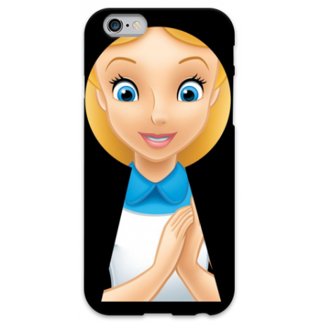 COVER ALICE CHIAVE per iPhone 3g/3gs 4/4s 5/5s/c 6/6s Plus iPod Touch 4/5/6 iPod nano 7
