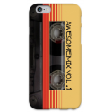 COVER AUDIO CASSETTA per iPhone 3g/3gs 4/4s 5/5s/c 6/6s Plus iPod Touch 4/5/6 iPod nano 7