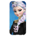 COVER ELSA TATTOO per iPhone 3g/3gs 4/4s 5/5s/c 6/6s Plus iPod Touch 4/5/6 iPod nano 7