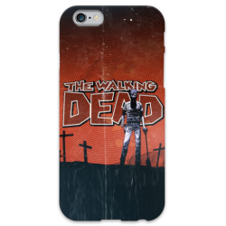 COVER THE WALKING DEAD per iPhone 3g/3gs 4/4s 5/5s/c 6/6s Plus iPod Touch 4/5/6 iPod nano 7