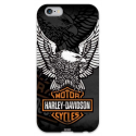 COVER HARLEY DAVIDSON 3 per iPhone 3g/3gs 4/4s 5/5s/c 6/6s Plus iPod Touch 4/5/6 iPod nano 7