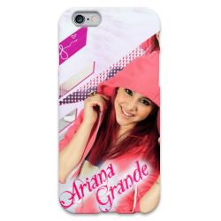COVER ARIANA GRANDE per iPhone 3g/3gs 4/4s 5/5s/c 6/6s Plus iPod Touch 4/5/6 iPod nano 7