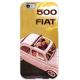 COVER FIAT 500 per iPhone 3g/3gs 4/4s 5/5s/c 6/6s Plus iPod Touch 4/5/6 iPod nano 7