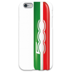 COVER FIAT 500 SPORT per iPhone 3g/3gs 4/4s 5/5s/c 6/6s Plus iPod Touch 4/5/6 iPod nano 7