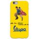 COVER VESPA GIALLO per iPhone 3g/3gs 4/4s 5/5s/c 6/6s Plus iPod Touch 4/5/6 iPod nano 7