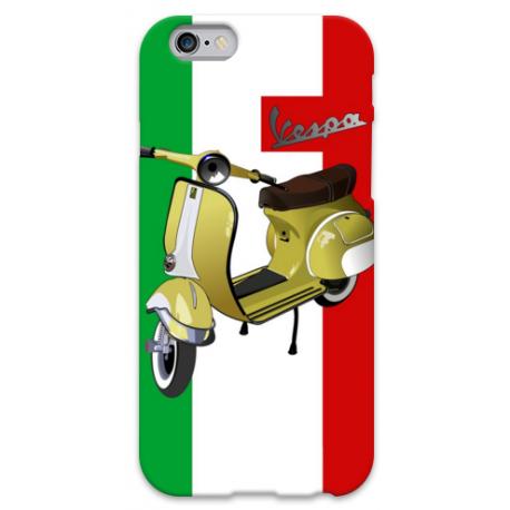 COVER VESPA ITALIA per iPhone 3g/3gs 4/4s 5/5s/c 6/6s Plus iPod Touch 4/5/6 iPod nano 7