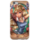 COVER AURORA TATTOO VINTAGE per iPhone 3g/3gs 4/4s 5/5s/c 6/6s Plus iPod Touch 4/5/6 iPod nano 7