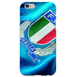 COVER RUGBY ITALIA per iPhone 3g/3gs 4/4s 5/5s/c 6/6s Plus iPod Touch 4/5/6 iPod nano 7