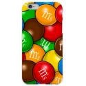 COVER SMARTIES M&M'S per iPhone 3g/3gs 4/4s 5/5s/c 6/6s Plus iPod Touch 4/5/6 iPod nano 7