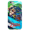 COVER ZELDA per iPhone 3g/3gs 4/4s 5/5s/c 6/6s Plus iPod Touch 4/5/6 iPod nano 7