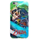 COVER ZELDA per iPhone 3g/3gs 4/4s 5/5s/c 6/6s Plus iPod Touch 4/5/6 iPod nano 7