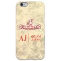 COVER OLIMPIA MILANO BASKET per iPhone 3g/3gs 4/4s 5/5s/c 6/6s Plus iPod Touch 4/5/6 iPod nano 7