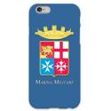 COVER MARINA MILITARE per iPhone 3g/3gs 4/4s 5/5s/c 6/6s Plus iPod Touch 4/5/6 iPod nano 7