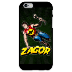 COVER ZAGOR per iPhone 3g/3gs 4/4s 5/5s/c 6/6s Plus iPod Touch 4/5/6 iPod nano 7