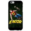 COVER ZAGOR per iPhone 3g/3gs 4/4s 5/5s/c 6/6s Plus iPod Touch 4/5/6 iPod nano 7