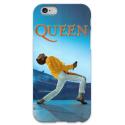 COVER FREDDY MERCURY QUEEN per iPhone 3g/3gs 4/4s 5/5s/c 6/6s Plus iPod Touch 4/5/6 iPod nano 7