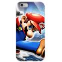 COVER MARIO BROS per iPhone 3g/3gs 4/4s 5/5s/c 6/6s Plus iPod Touch 4/5/6 iPod nano 7
