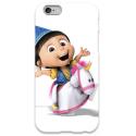 COVER AGNES MINIONS per iPhone 3g/3gs 4/4s 5/5s/c 6/6s Plus iPod Touch 4/5/6 iPod nano 7